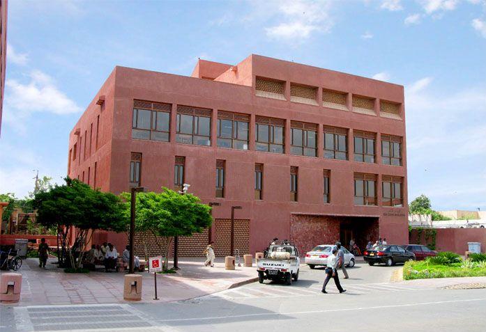 The Ibn Zuhr Building