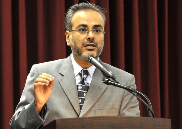 Dr. Saud Anwar, AKU '91