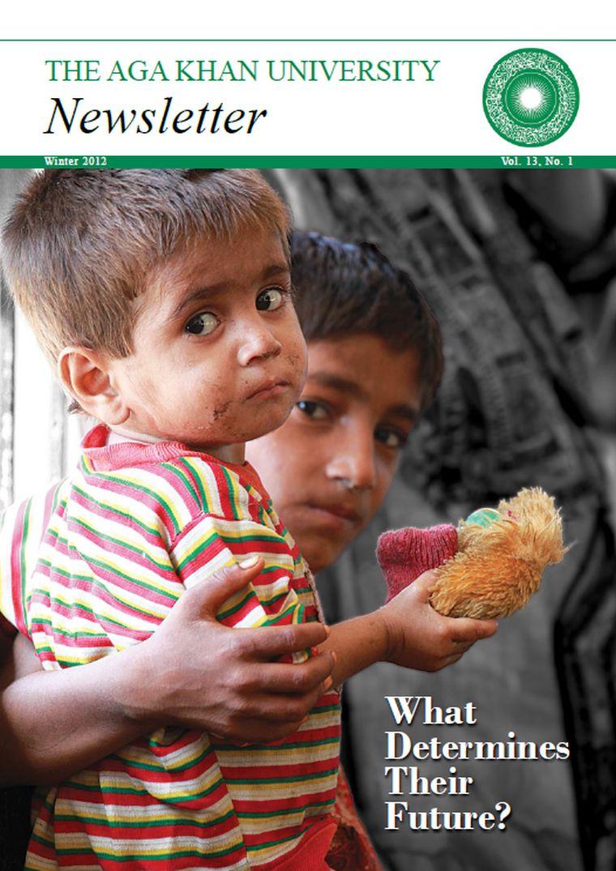 AKU Newsletter, Winter 2012