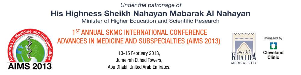 Advances In Medicine And Subspecialties