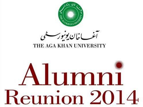 Alumni Reunion, 2014