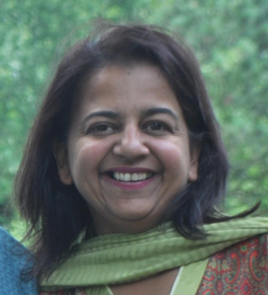 Amber Hameed Syed : Treasurer