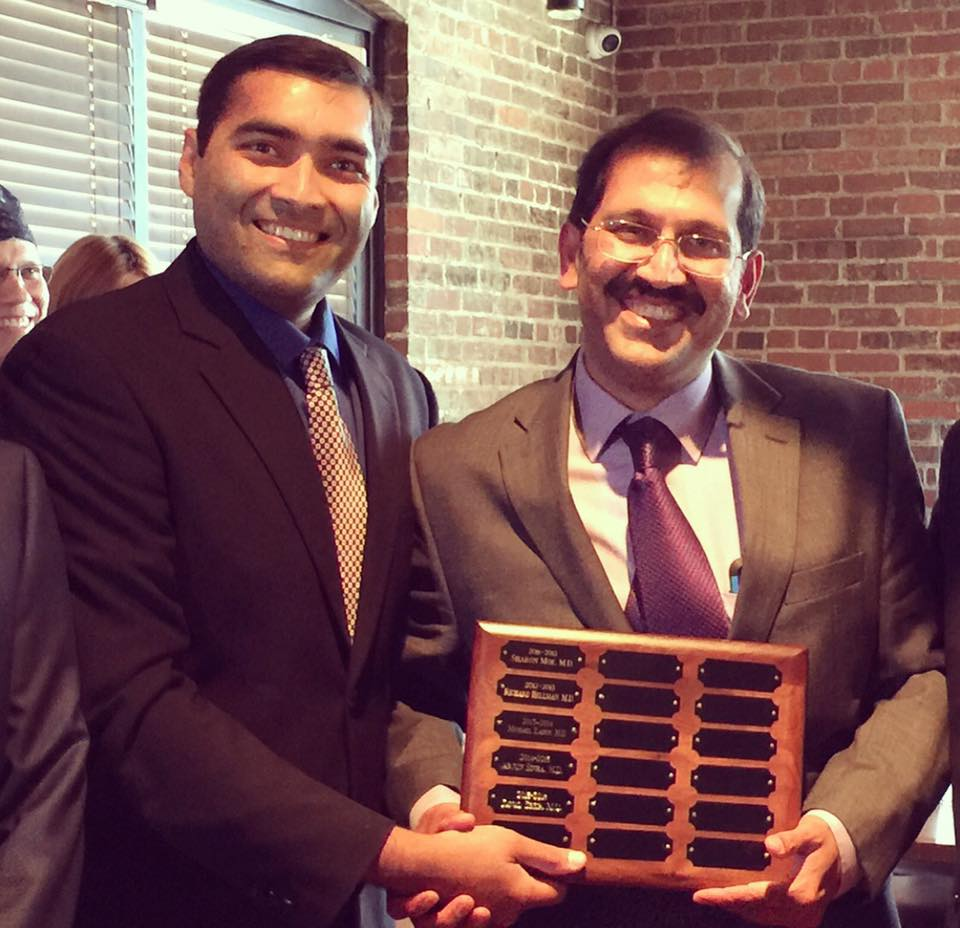Jawad Sher - Award