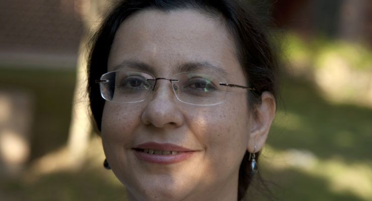 Dr. Anita Zaidi (AP Photo/Shakil Adil)